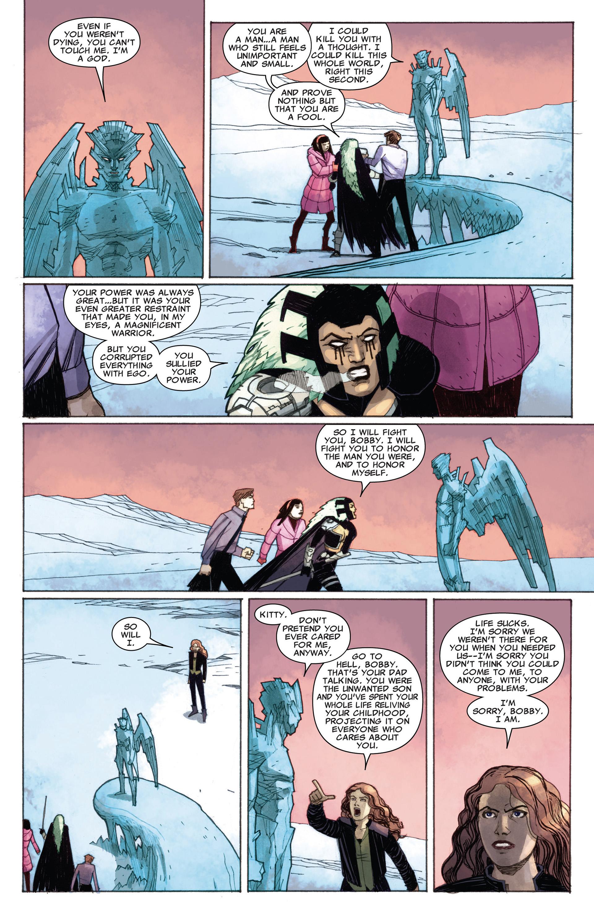 Read online Astonishing X-Men (2004) comic -  Issue #65 - 14