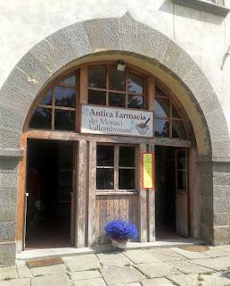 farmacia monaci vallombrosa