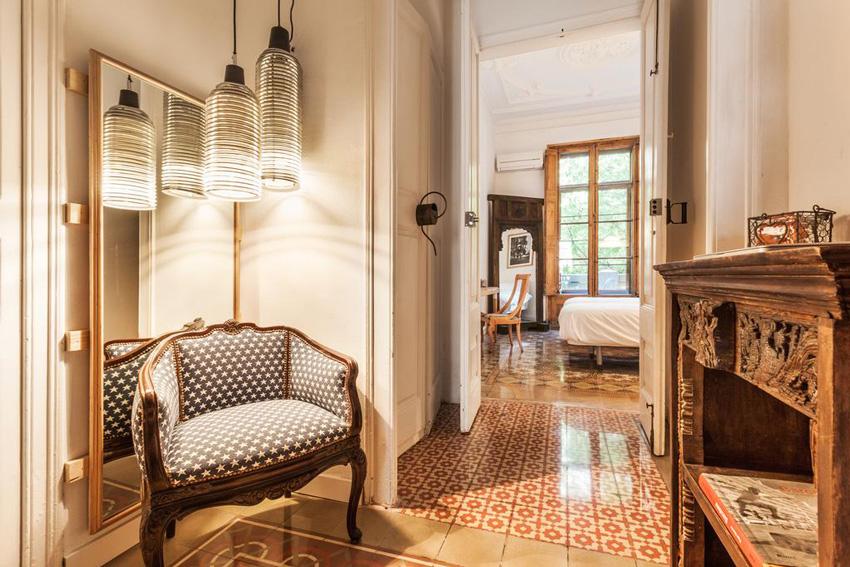 zonas comunes hotel en barcelona