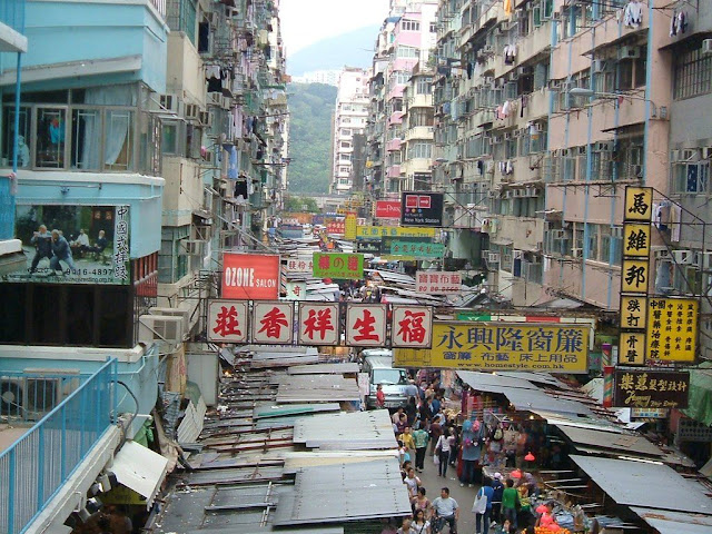 Mong Kok, Kowloon Peninsula, Hong Kong