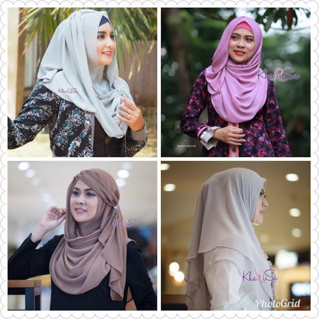 Hijab KhaRisa