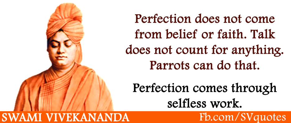 Famous Quotes By Swami Vivekananda