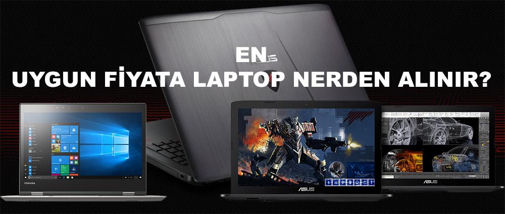 En Uygun Laptop Nerden Alınır