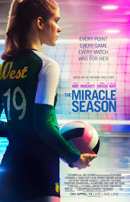 The Miracle Season 2018 DVD R1 NTSC Sub