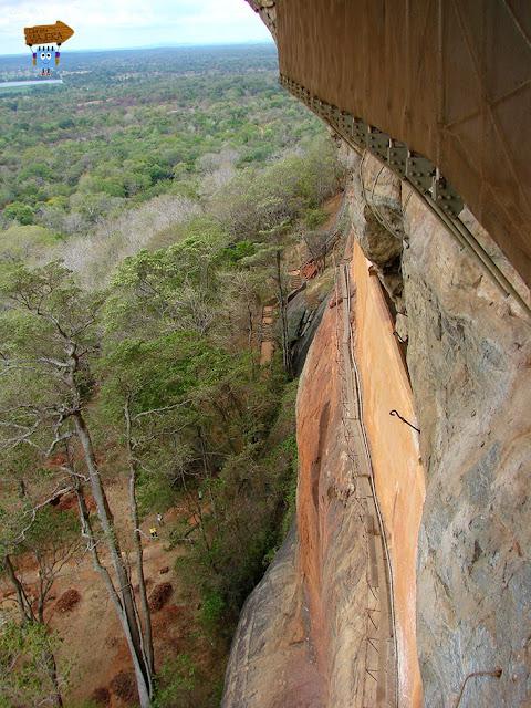 Mirror Wall - Sigiriya