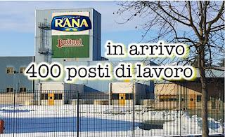 adessolavoro.blogspot.com - Buitoni pastificio Rana offerte lavoro