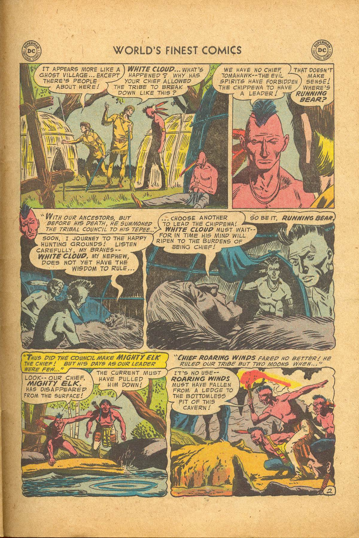 Read online World's Finest Comics comic -  Issue #83 - 29