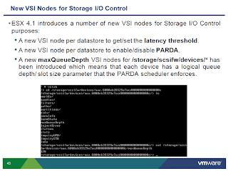 What is VMware vsish?