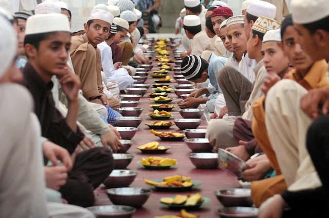 cara mendidik anak berpuasa ramadhan