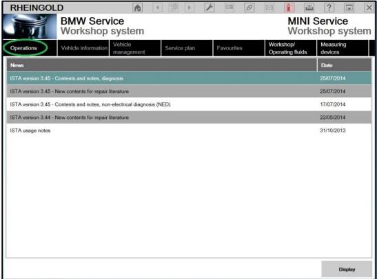 setup BMW ICOM Rheingold on ENET E-sys cable 6