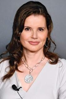 جينا ديفيس (Geena Davis)، ممثلة أمريكية
