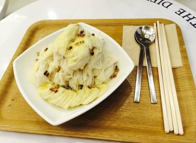 Bingsu Noodle banana