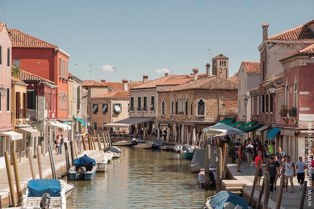 Murano viaje a Italia Vencia blog turismo