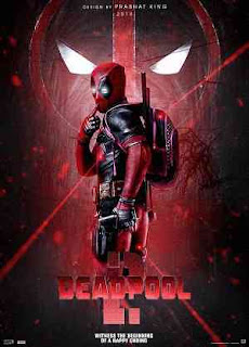 Deadpool 2 (2018) Dual Audio Hindi New Clean Audio 300MB HDCAM-Rip 480p x264