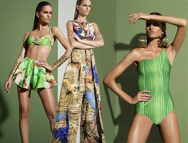 bd79de4f64239 Agua de Coco - Tropical Designer Swimwear for Summer/Spring 2014. Brazilian  ...
