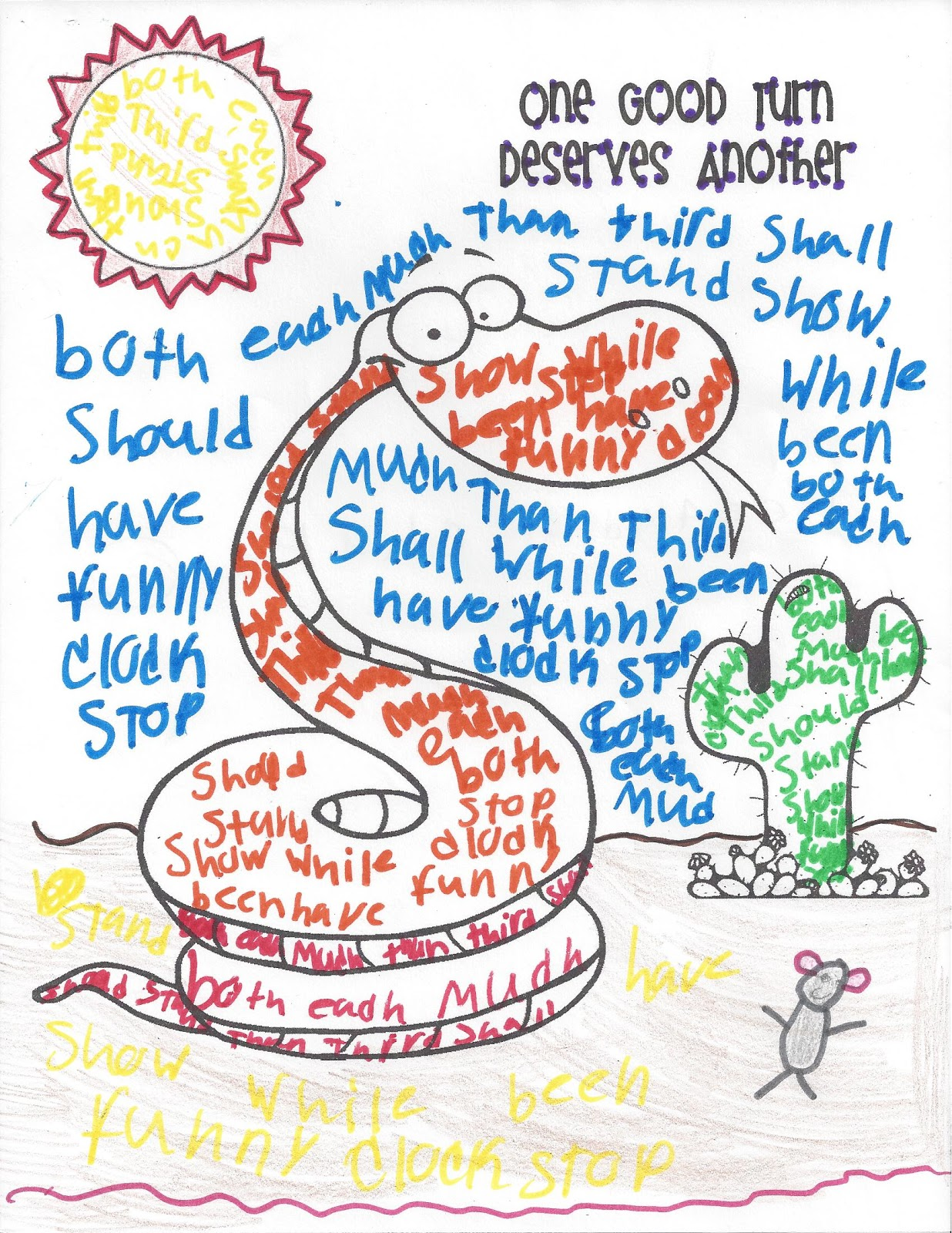 Totally Terrific In Texas Nouns And Me And Spelling Pictures