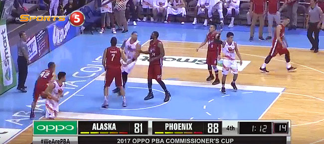 Phoenix def. Alaska, 94-86 (REPLAY VIDEO) April 21