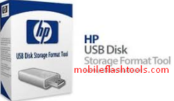 HP USB Disk Storage Format Tool For Windows V2.2.3