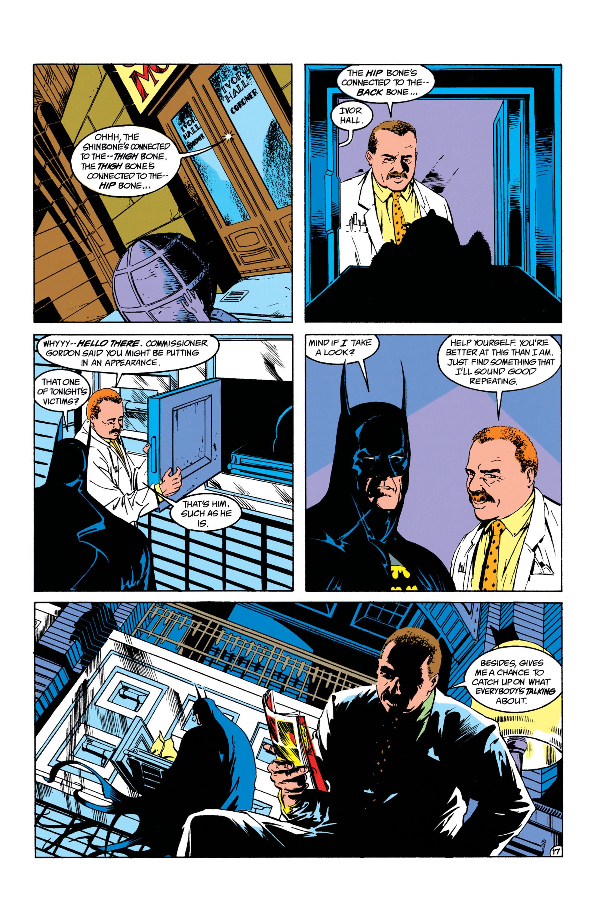 Detective Comics (1937) 623 Page 17