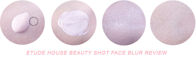 Etude House Beauty Shot Face Blur swatch