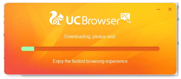 Cara pasang UCBrowser PC