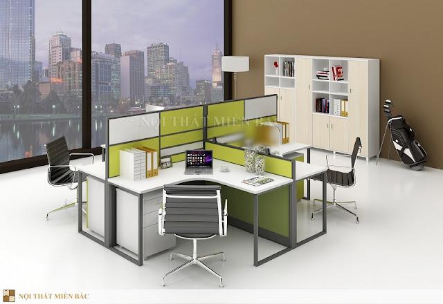 Chất lượng vượt trội của nội thất văn phòng nhập khẩu đáp ứng mọi nhu cầu của khách hàng