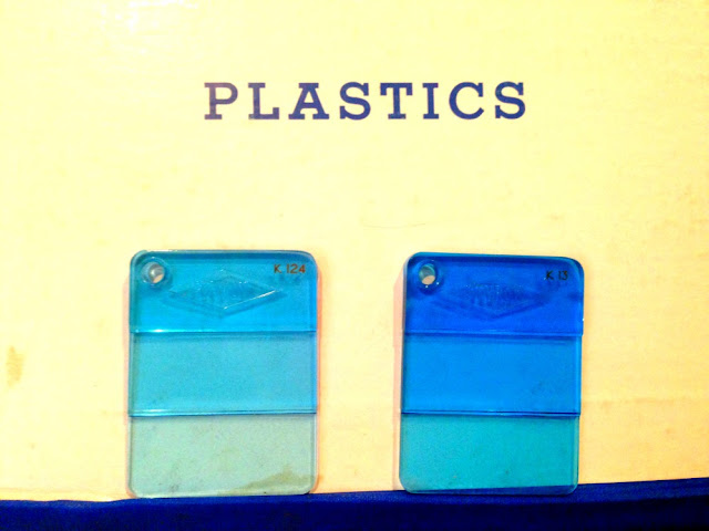 Vintage Plastic Factory Samples Melmac Central