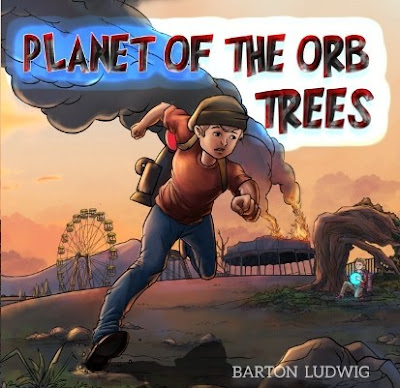 Planet of the Orb Trees - Book Cover