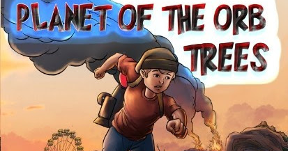 """Planet of the Orb Trees"": New Children's Dystopian Book Promotes Environmental Awareness"