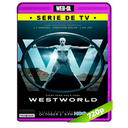 Westworld (2016) Temporada 1 Completa WEB-DL 720p Latino