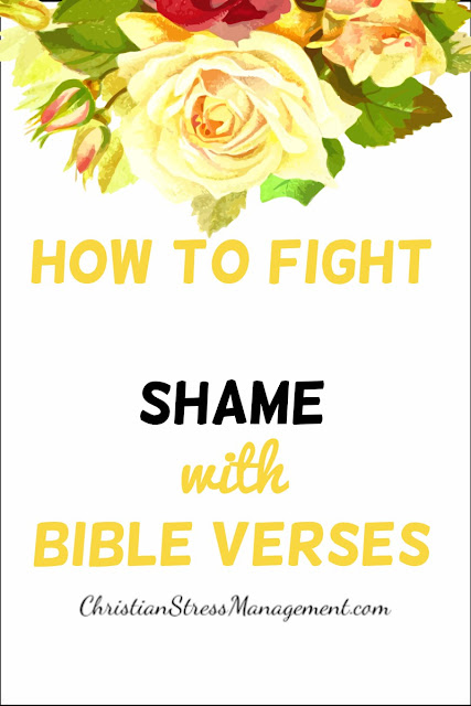How to Fight Shame with Bible Verses