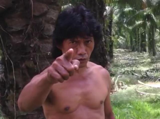 Tantang Penolak #2019GantiPresiden, Rambo Dibekuk Polisi