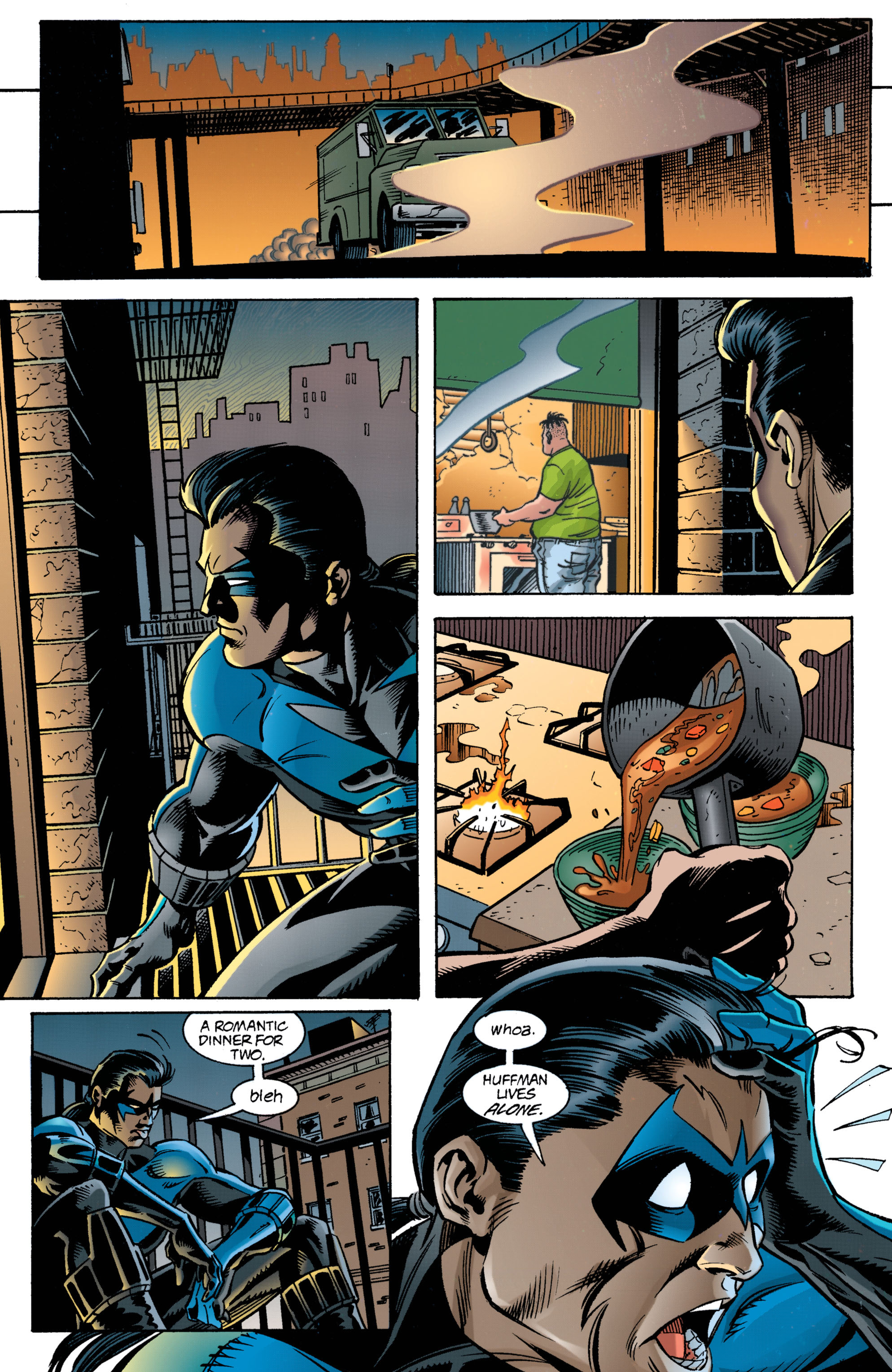 Detective Comics (1937) 698 Page 17