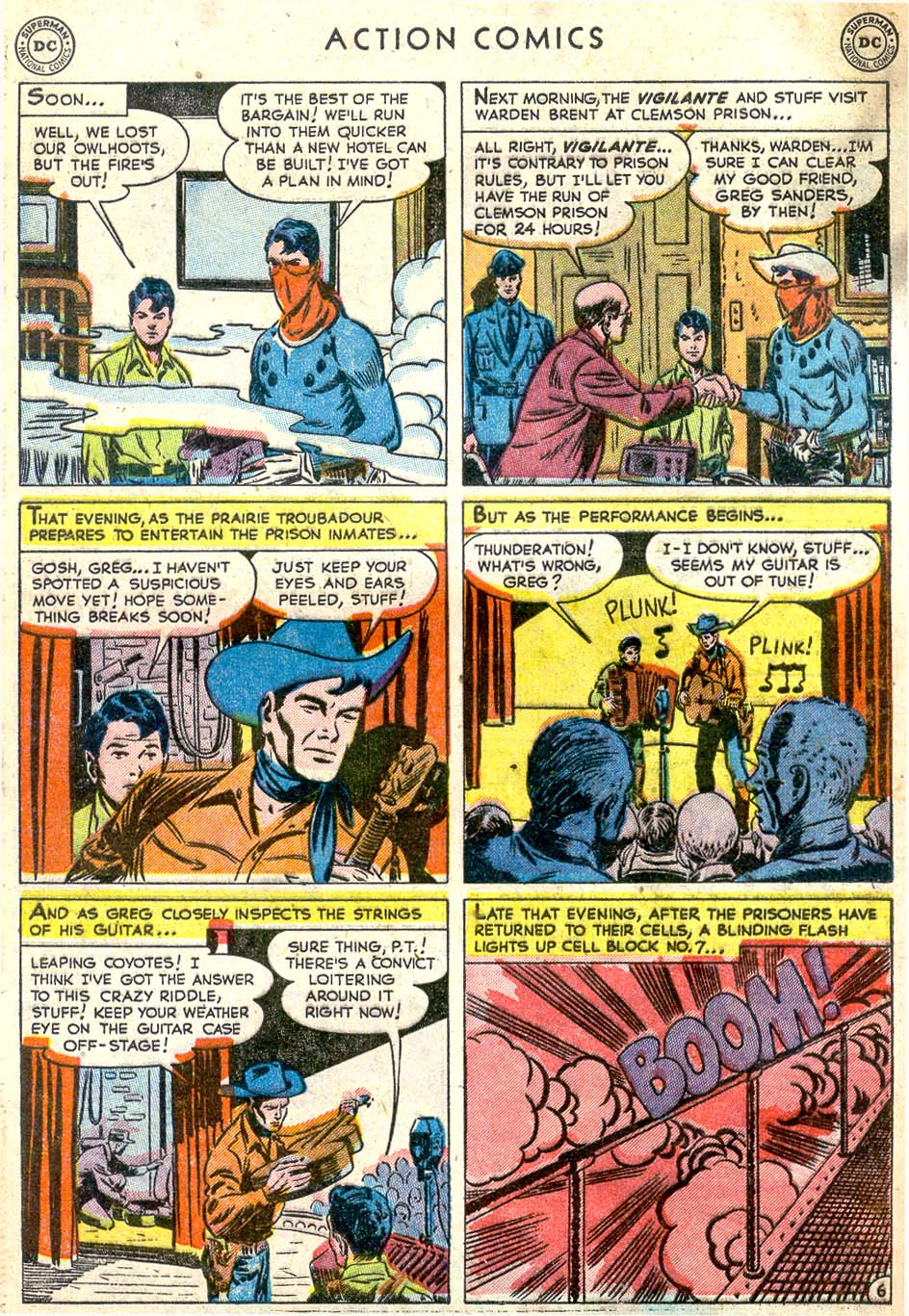 Action Comics (1938) 164 Page 37