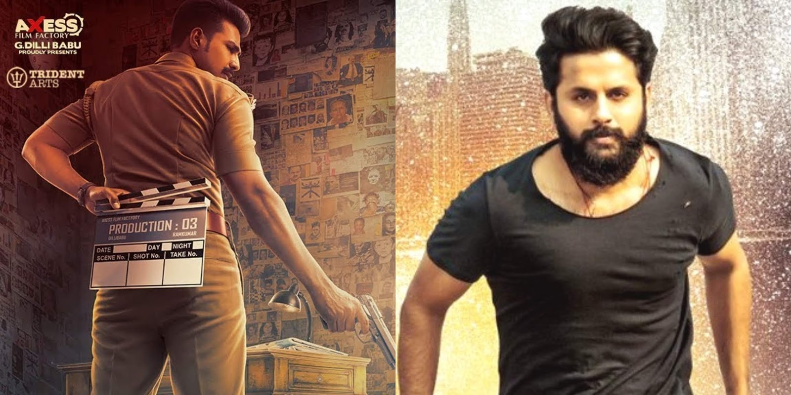 Nithin Bags The Rights 'Ratsasan'  Amid Heavy Competition