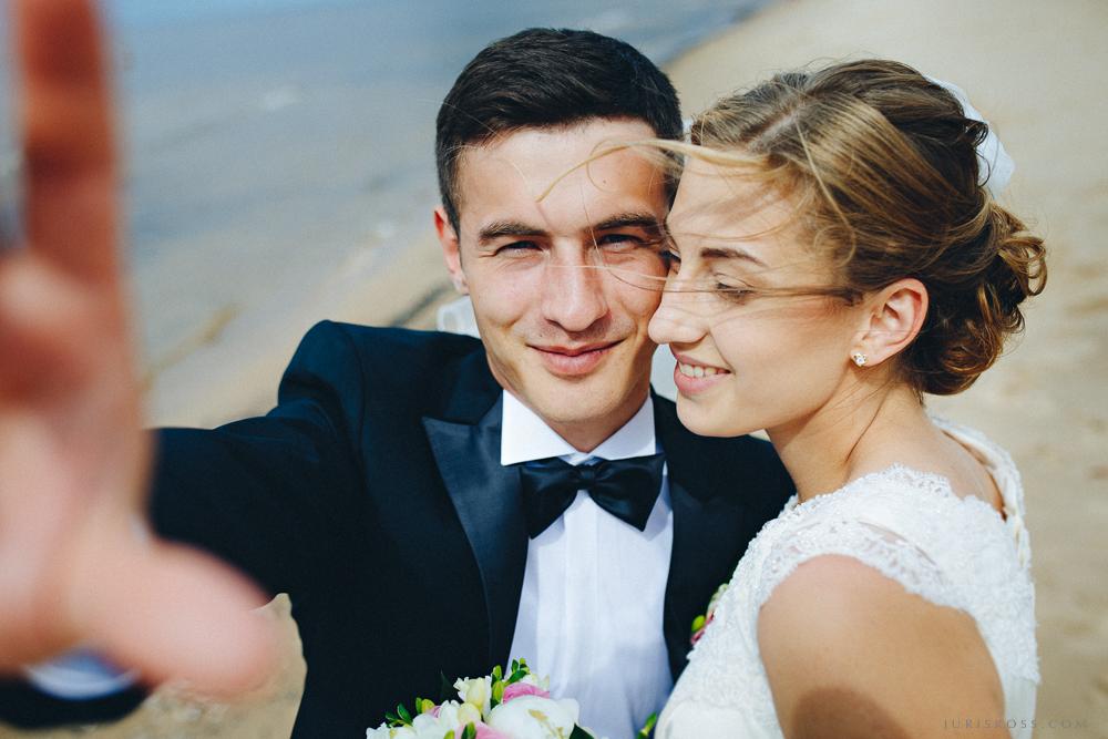 kāzu selfijs