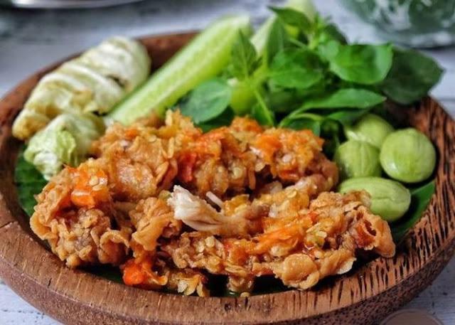 4 Resep Ayam Geprek Paling Mudah Dibuat