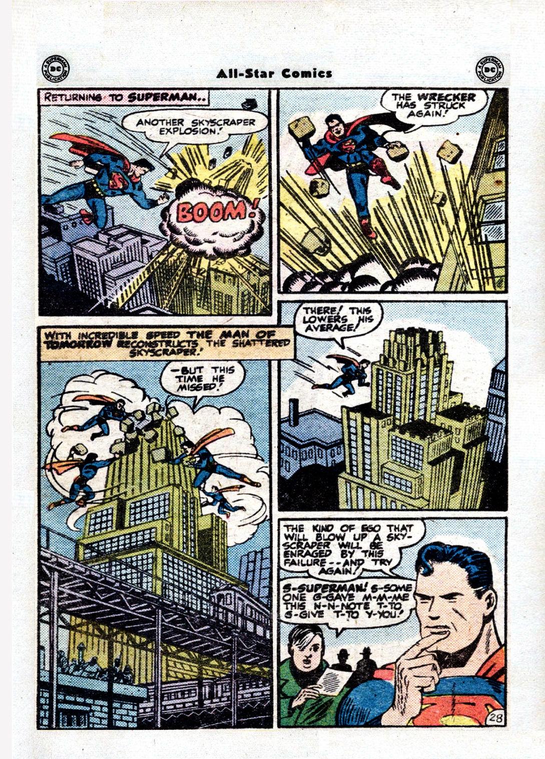 Read online All-Star Comics comic -  Issue #36 - 33