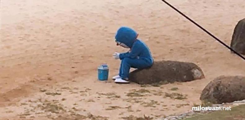 Doraemon sedih