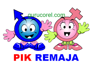 logo pik r indonesia  gambar logo pik r  logo genre  lambang pik  logo pik remaja sma  logo pik r terbaru  logo salam genre  logo bkkbn