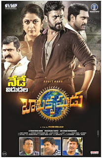 Balakrishnudu 2017 Hindi Download 720p HDRip