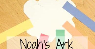 Easy noah 39 s ark preschool craft for Noah s ark preschool craft