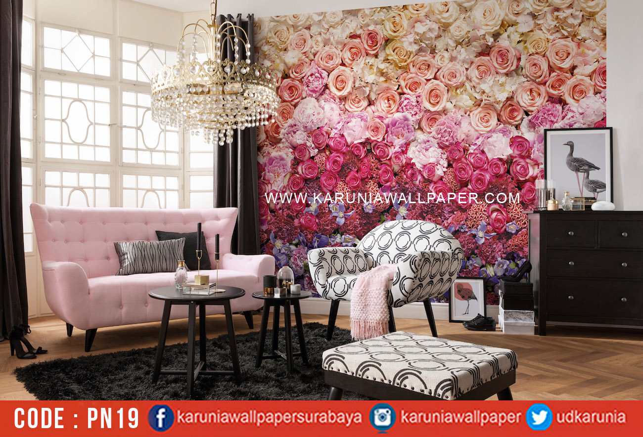 jual wallpaper photowall toko karuniawallpaper