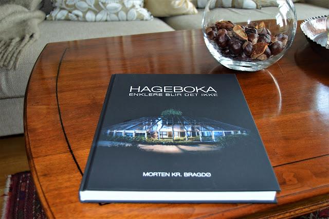 Hageboka av Morten Bragdø