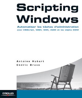 Livre PDF gratuit [ Scripting Windows ]