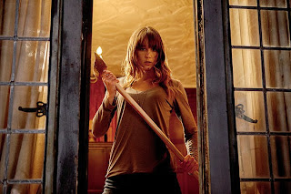 Sharni Vinson as Erin in Youre Next movie review