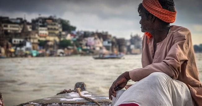 Exploring Varanasi with an 'iPhone 7 Plus'!