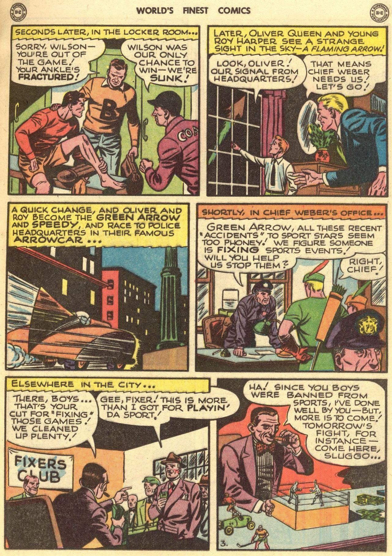 Read online World's Finest Comics comic -  Issue #28 - 18