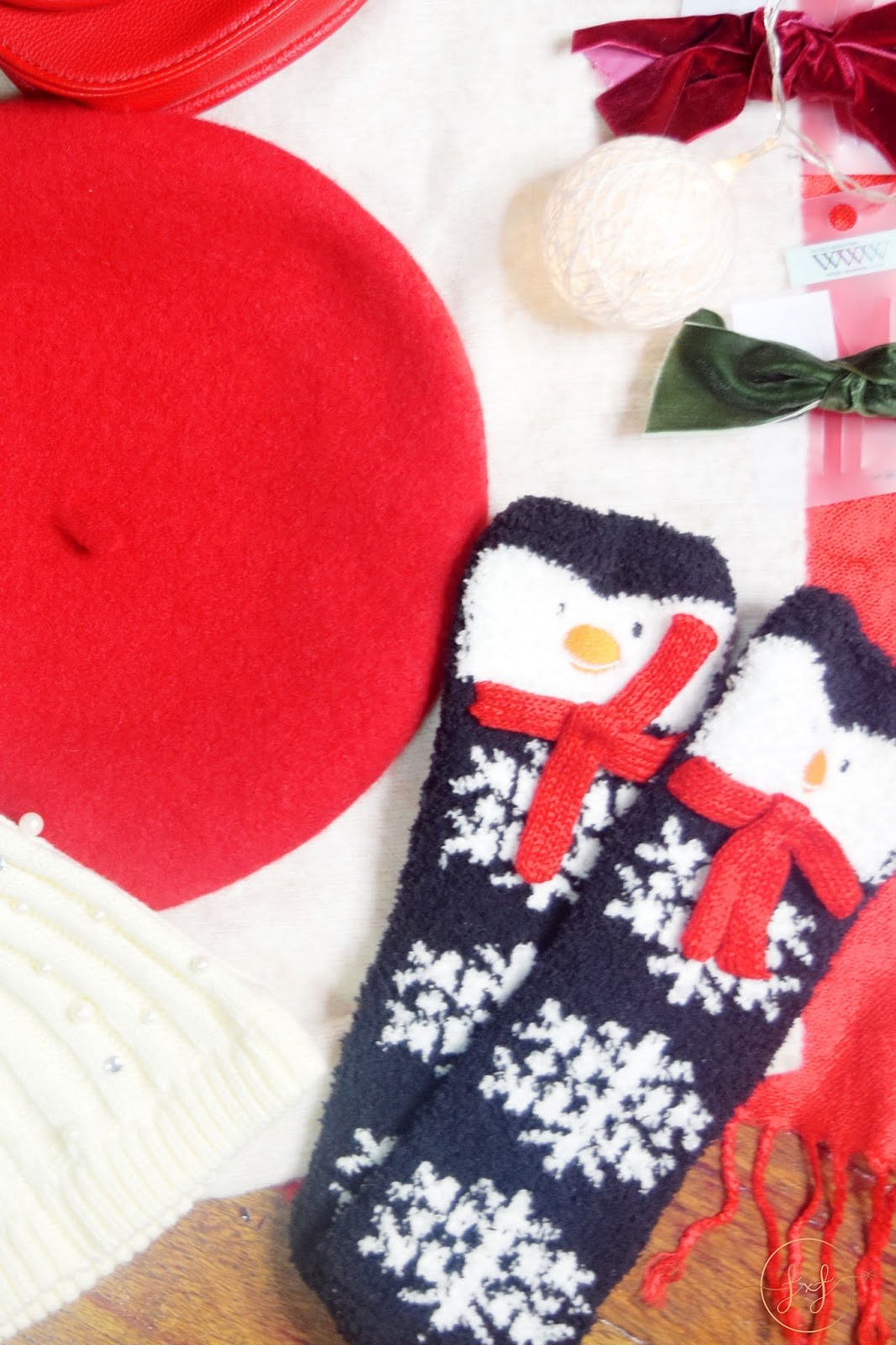 Christmas Socks Roundup