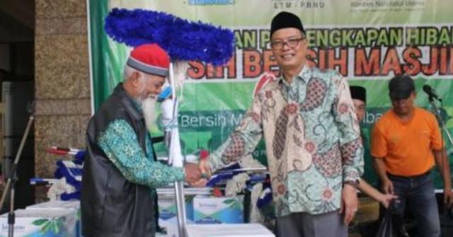 LTM PBNU: Masjid Harus Bersih dari Fitnah, Hoaks, dan Ujaran Kebencian